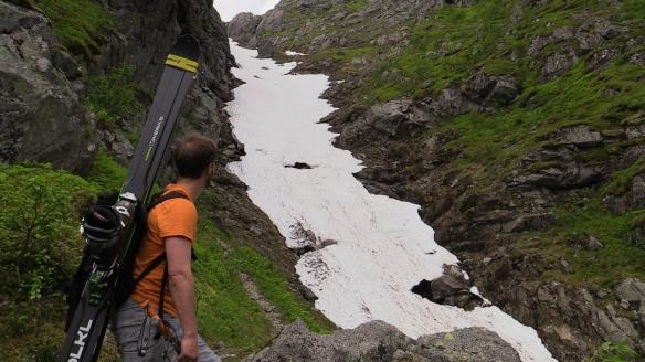 Skitur i Lundeskaret 9 mai